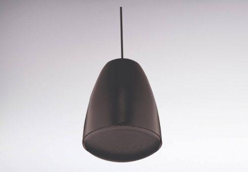 black pendant speaker redback